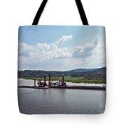 Panama053 Tote Bag