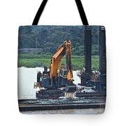Panama055 Tote Bag