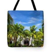 Panchos Backyard  Tote Bag