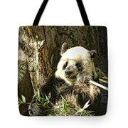 Panda Breakfast Tote Bag