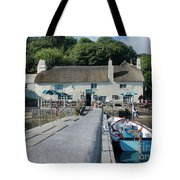 Pandora Inn Cornwall Tote Bag
