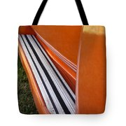 Panel Truck Running Board Tote Bag