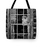 Panes To The Past Tote Bag