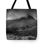 Panorama From Slievenaglogh Tote Bag