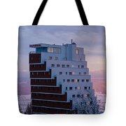 Hotel Panorama Resort Tote Bag