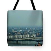 Panorama Of Budapest Tote Bag