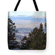 Panoramic Picture Tote Bag