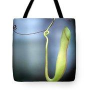 Pan's Green Flute Tote Bag