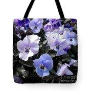 Violas Ocean Dream Tote Bag