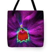 Pansy 03 - Photopower - Thoughts Of You Tote Bag
