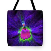 Pansy 05 - Photopower - Thoughts Of You Tote Bag