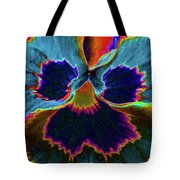 Pansy 09 - Photopower - Thoughts Of You Tote Bag