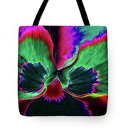 Pansy 10 - Photopower - Thoughts Of You Tote Bag