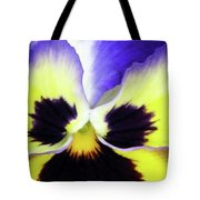 Pansy 10 - Thoughts Of You Tote Bag