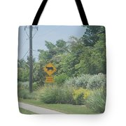 Panther Pway Tote Bag