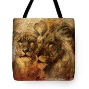 Panthera Leo 2016 Tote Bag