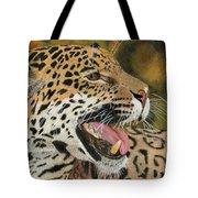Panthera Tote Bag