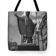 Papa Juan Pablo II - Mexico City Byn Tote Bag