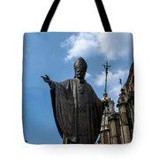 Papa Juan Pablo II - Mexico City I Tote Bag