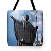Papa Juan Pablo II - Mexico City II Tote Bag