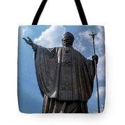 Papa Juan Pablo II - Mexico City IIi Tote Bag