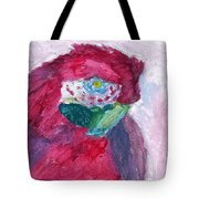 Papagallo Number One Tote Bag