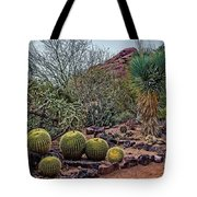 Papago And Barrels Tote Bag