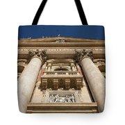 Papal Balcony Tote Bag