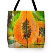 Papaya Dreaming Tote Bag