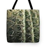 Paper Cactus Tote Bag
