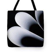 Paper Curls Tote Bag