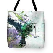 Paper Planes And Promises Tote Bag