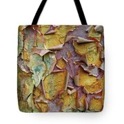 Paperbark Maple Tree Tote Bag