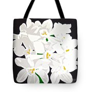 Paperwhites Tote Bag