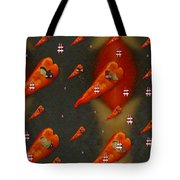Paprika And Fish Is Also A Dish Tote Bag