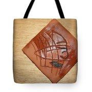 Papyrus - Tile Tote Bag