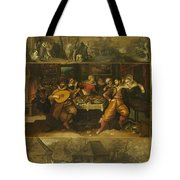 Parable Of The Prodigal Son Tote Bag