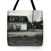 Paradise At The End Of The Road Tote Bag