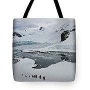 Paradise Bay... Tote Bag