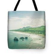 Paradise Bay Tote Bag