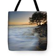 Paradise Gold Tote Bag