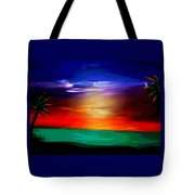Paradise II Tote Bag