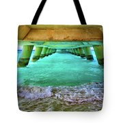 Paradise In Grand Turk Never Ends Tote Bag