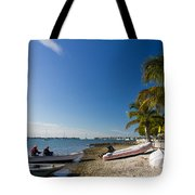 Paradise Tote Bag by Michael Tesar