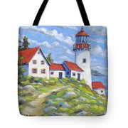Paradise On The Point Tote Bag