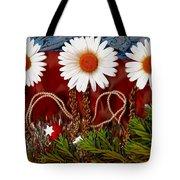 Paradise  Peace Tote Bag