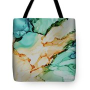 Paradise Waits Tote Bag
