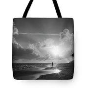 Paradise Walk Tote Bag