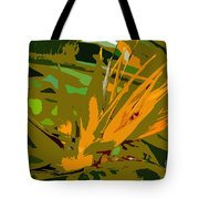 Paradise Work Number 9 Tote Bag