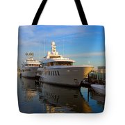 Parallel Parked Tote Bag